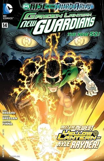 Green Lantern: New Guardians (2011-2015) #14
