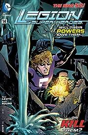 Legion of Super-Heroes (2011-2013) #14