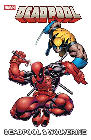 Marvel Universe Deadpool & Wolverine