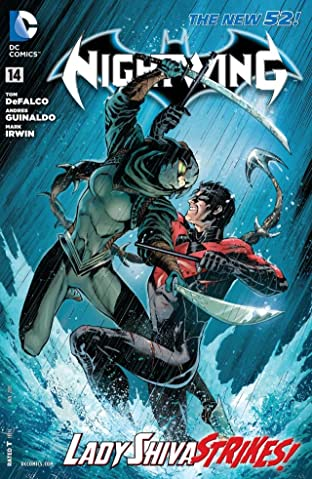 Nightwing (2011-2014) No.14