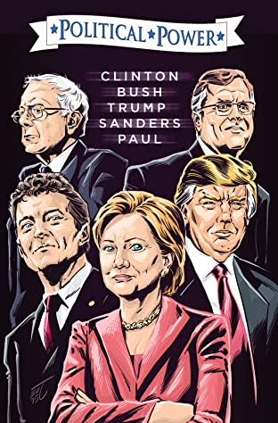 Election 2016: Clinton, Bush, Trump, Sanders, & Paul