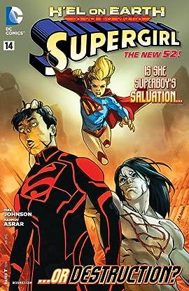 Supergirl (2011-2015) #14