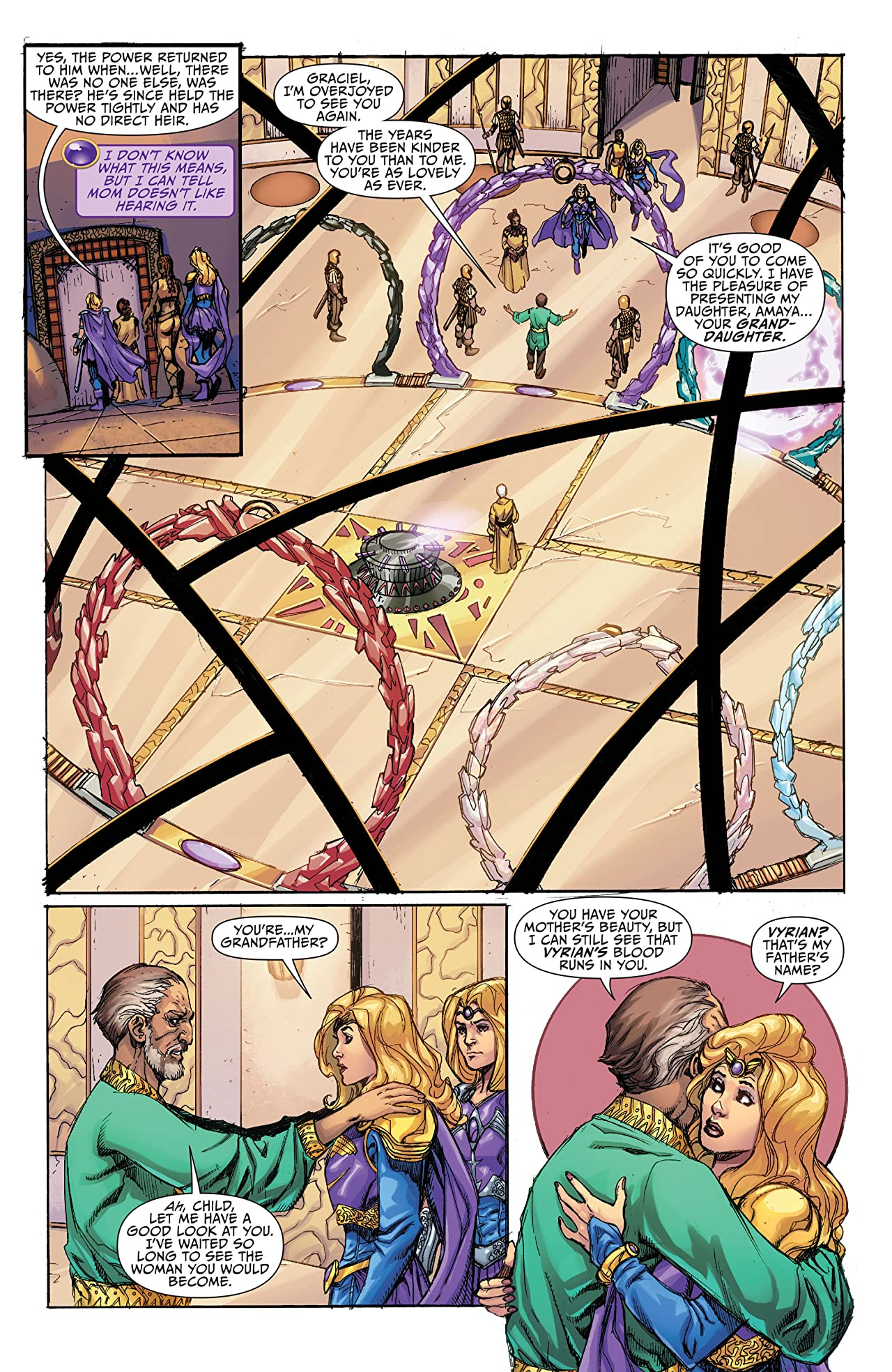 Sword of Sorcery (2012-2013) #2