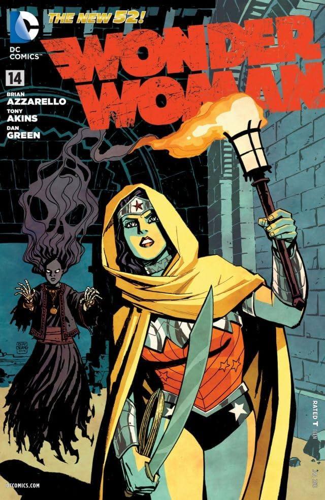 Wonder Woman (2011-2016) #14
