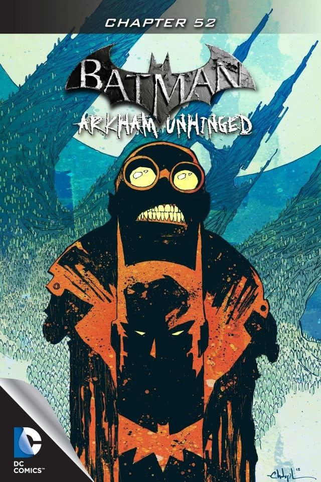 Batman: Arkham Unhinged #52