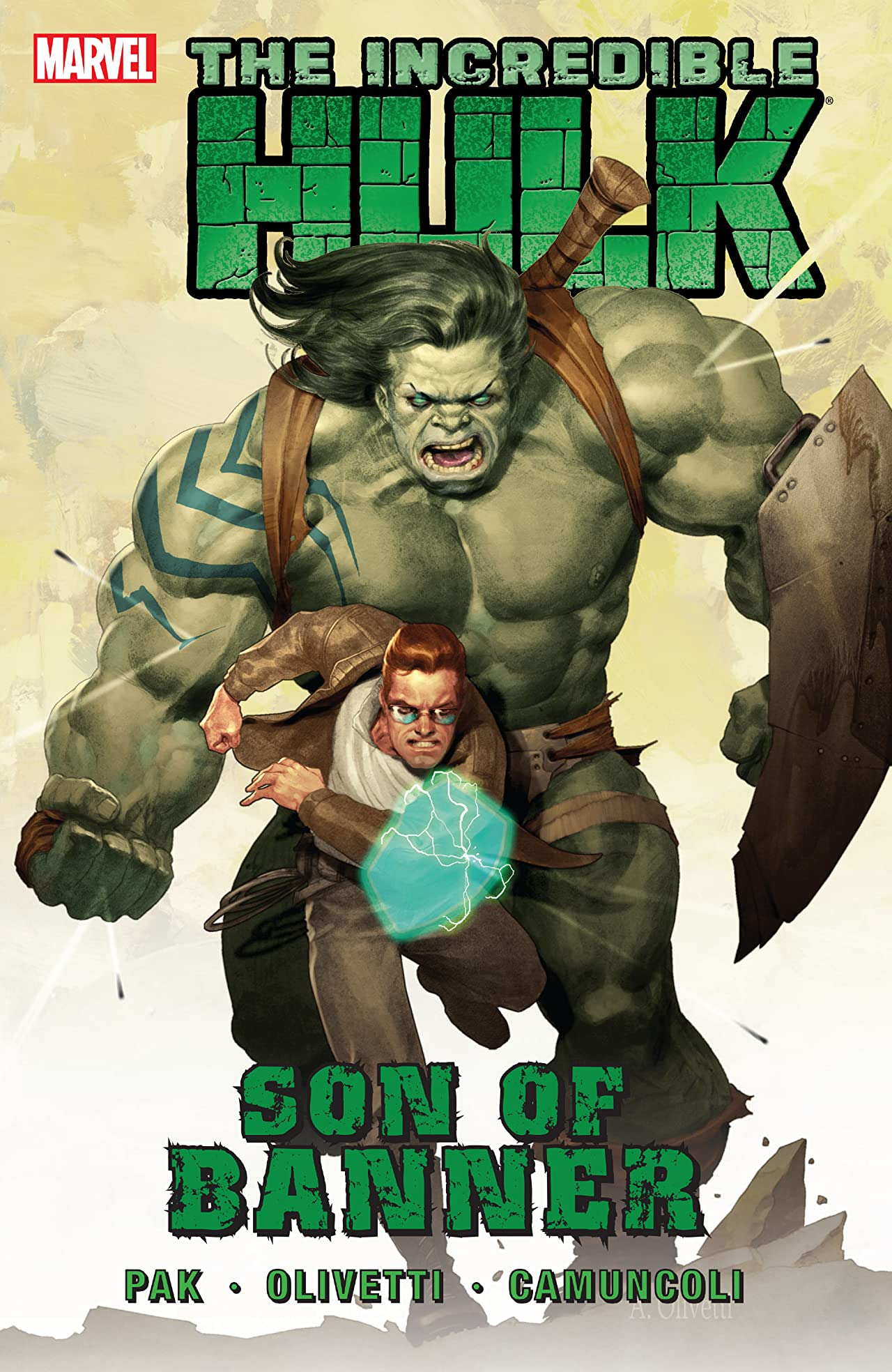 Incredible Hulk Vol. 1: Son of Banner