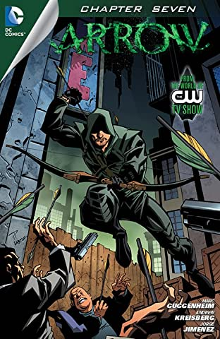 Arrow (2012-2013) No.7