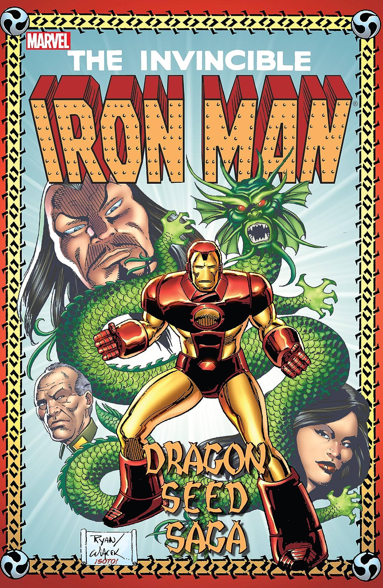 Iron Man: Dragon Seed Saga