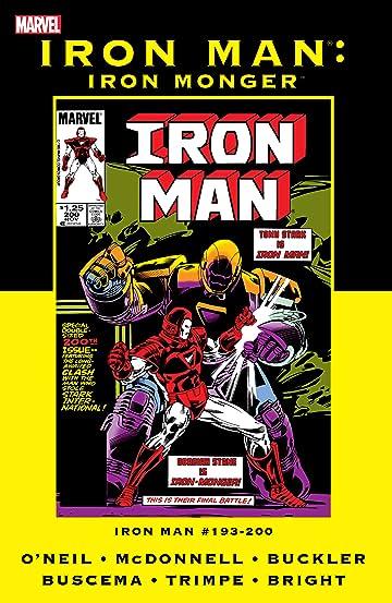 Iron Man: Iron Monger