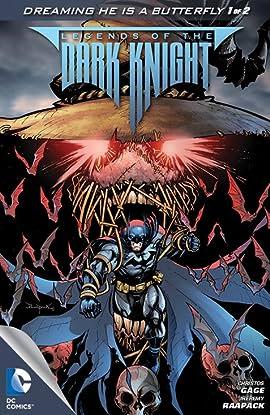 Legends of the Dark Knight (2012-2015) #25