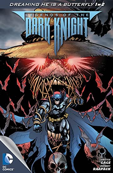 Legends of the Dark Knight (2012-2015) #25
