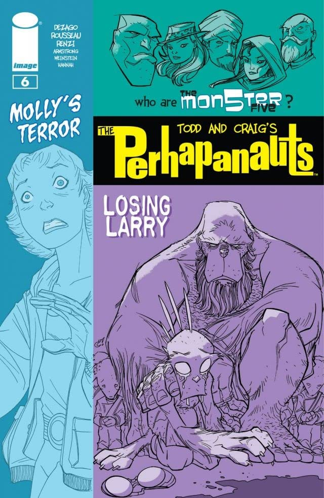 The Perhapanauts #6