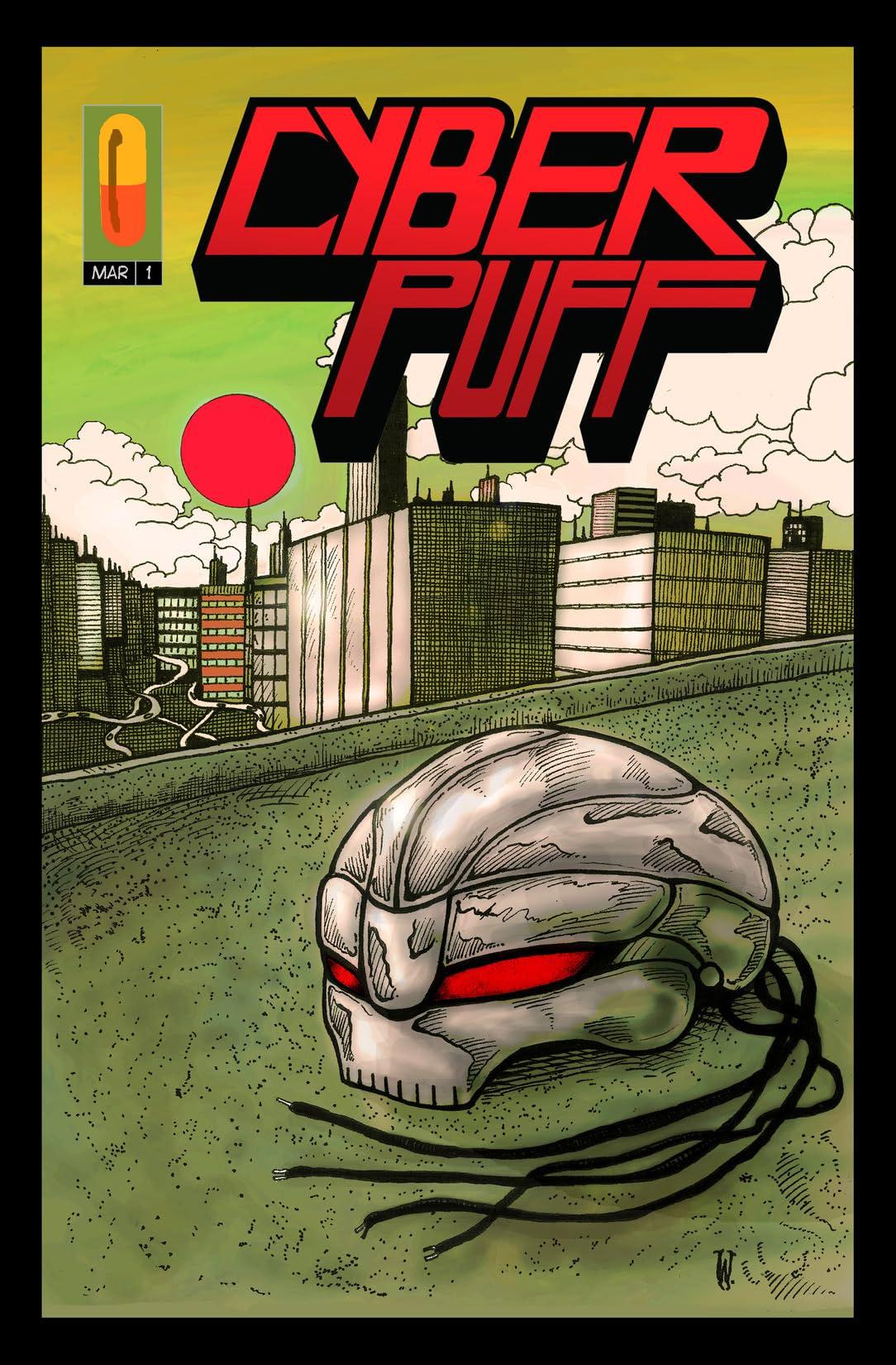 Cyber Puff #1