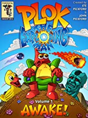 Plok The Exploding Man Vol. 1: Awake