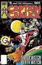 Captain Canuck - Original Series #8