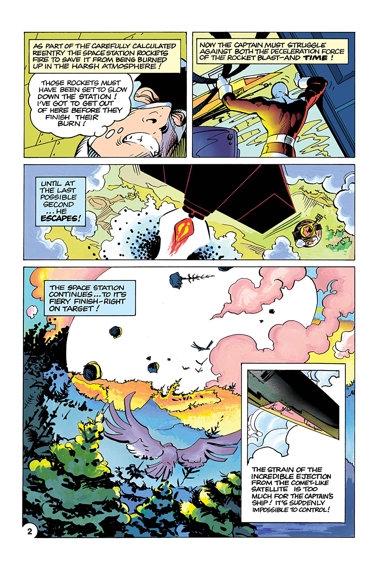 Captain Canuck - Original Series #9