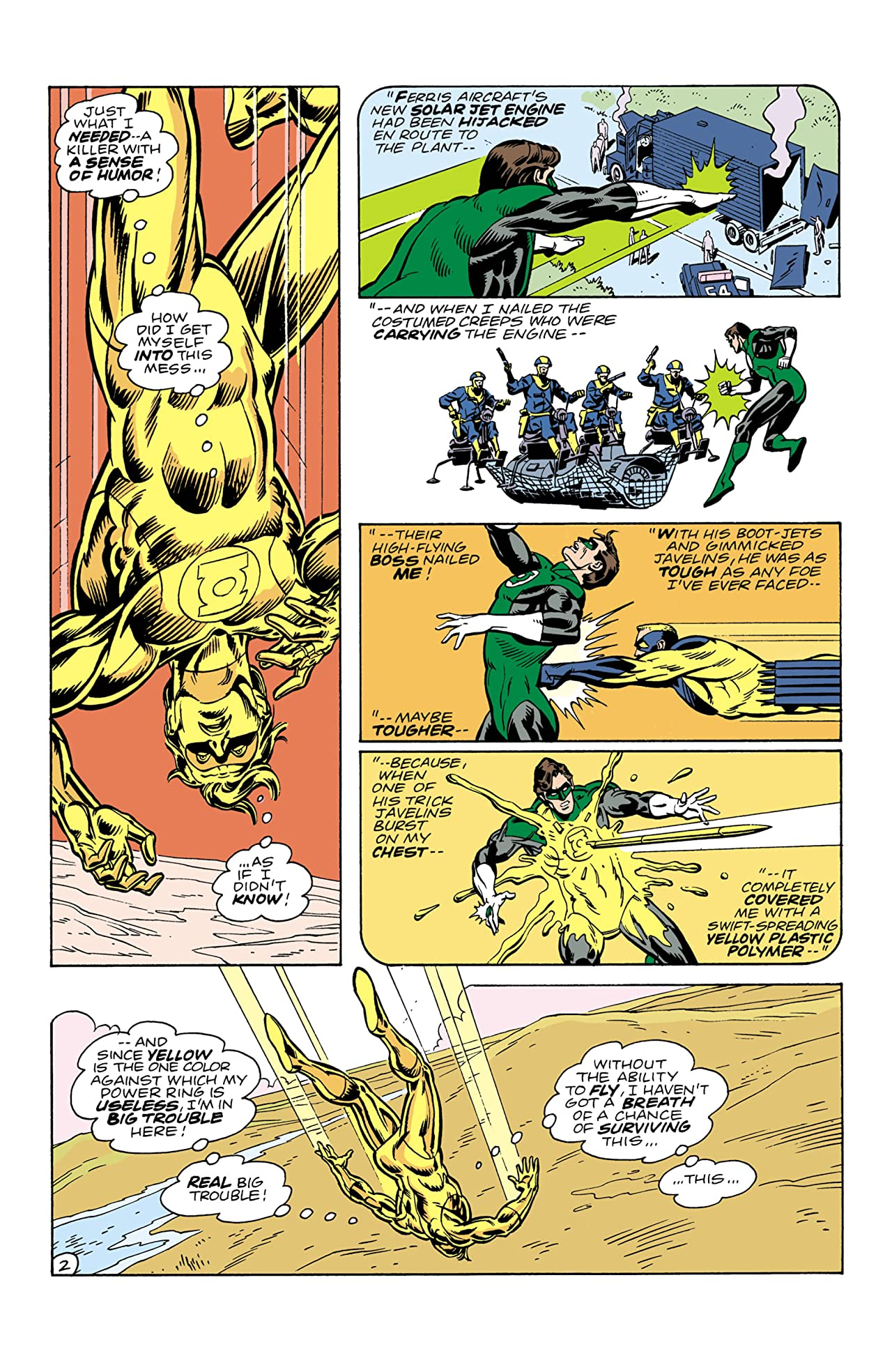 Green Lantern (1960-1986) #174
