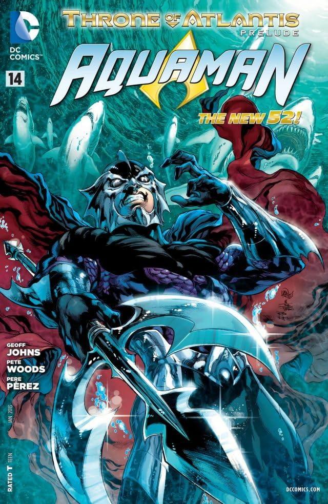 Aquaman (2011-2016) #14