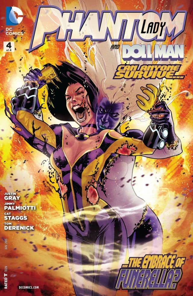 Phantom Lady (2012) #4