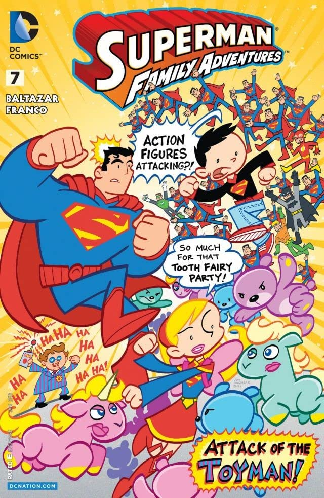 Superman Family Adventures #7