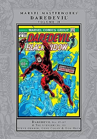 Daredevil Masterworks Tome 10