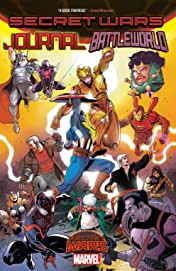 Secret Wars Journal / Battleworld