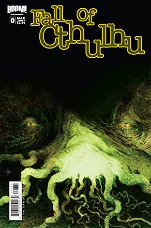Fall of Cthulhu Vol. 1: The Fugue #0