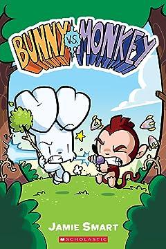 Bunny vs. Monkey