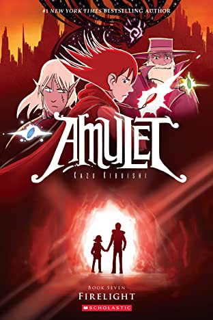 Amulet Vol. 7: Firelight