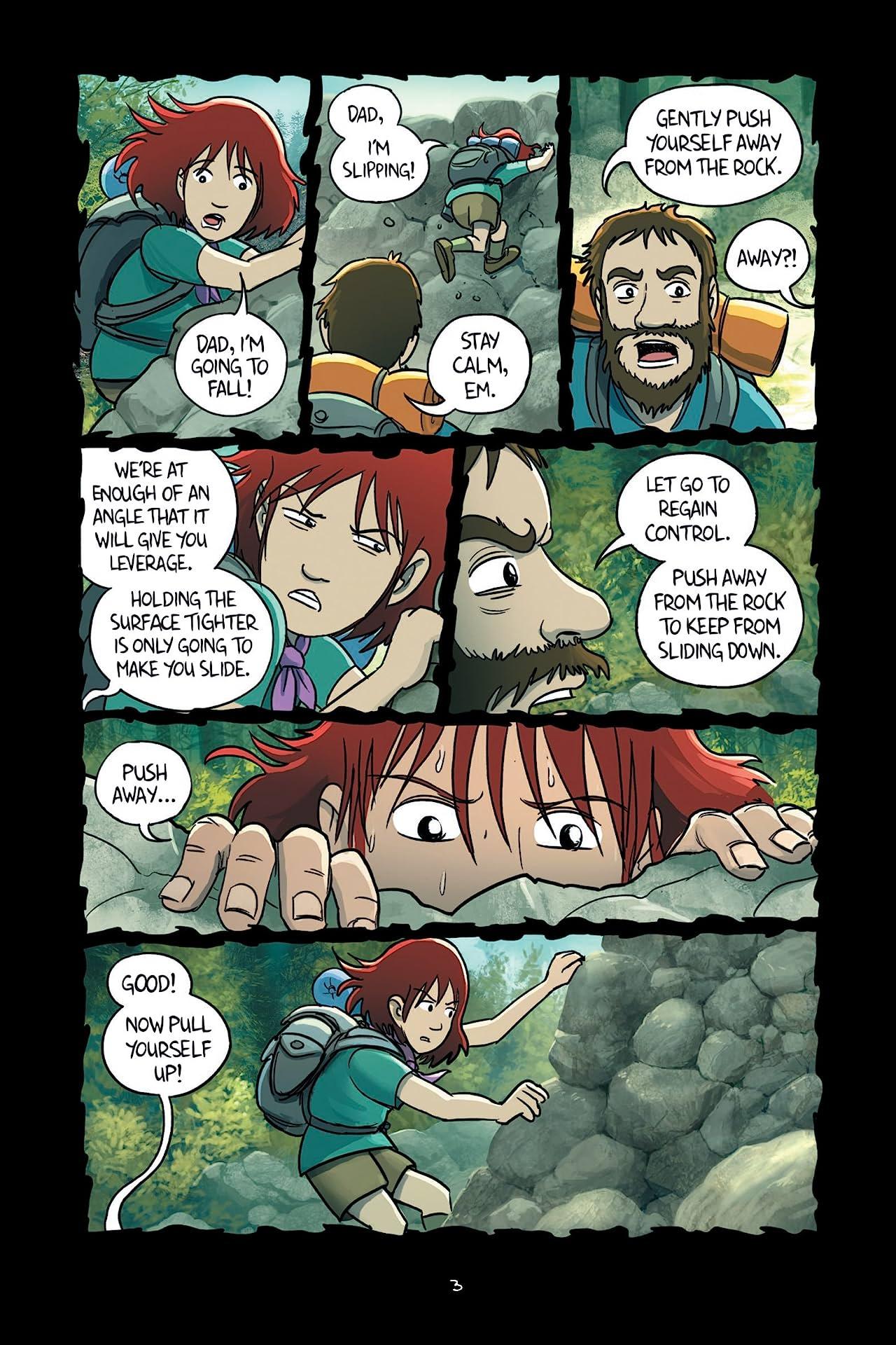Amulet #7: Firelight