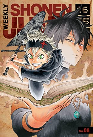 Weekly Shonen Jump Vol. 208: 1/25/2016