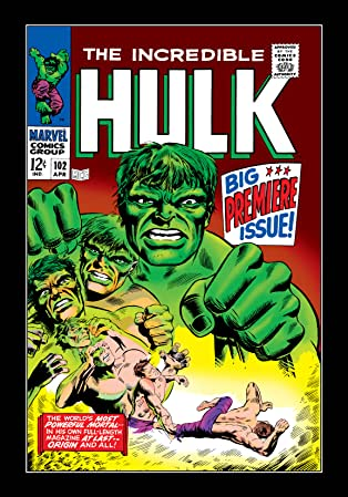 Incredible Hulk (1962-1999) #102