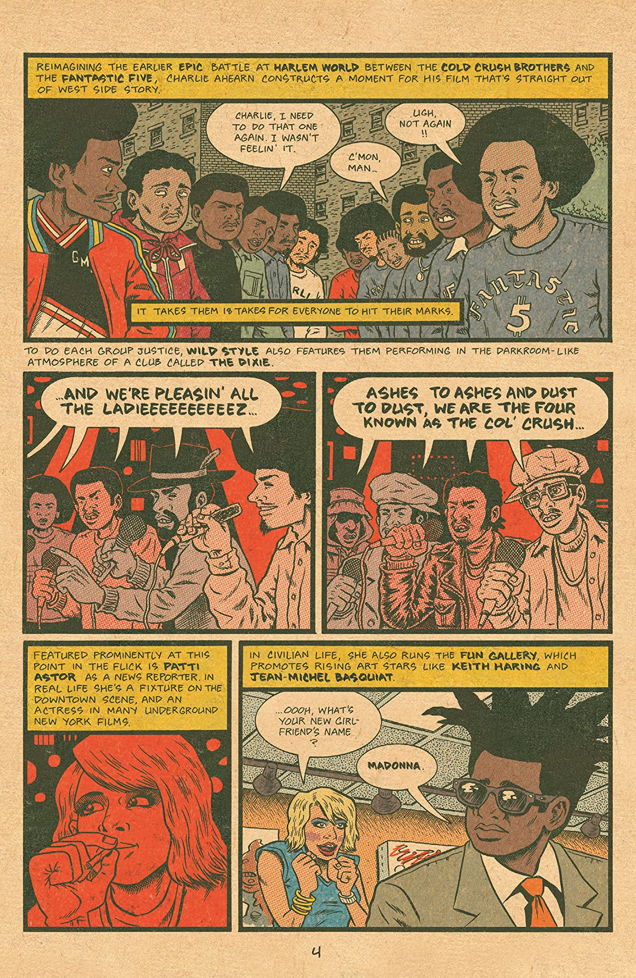Hip Hop Family Tree #6