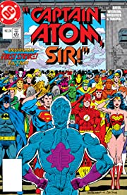 Captain Atom (1986-1991) No.24