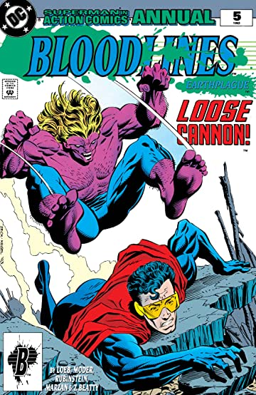 Action Comics (1938-2011): Annual #5