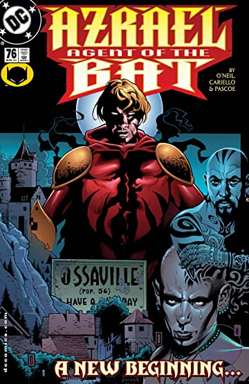 Azrael: Agent of the Bat (1995-2003) #76