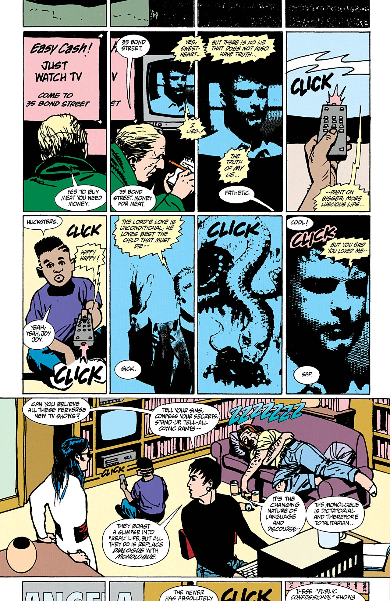 Kid Eternity (1993-1994) #6