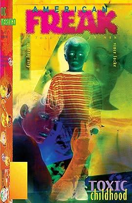 American Freak: A Tale of the Un-Men (1994) No.2