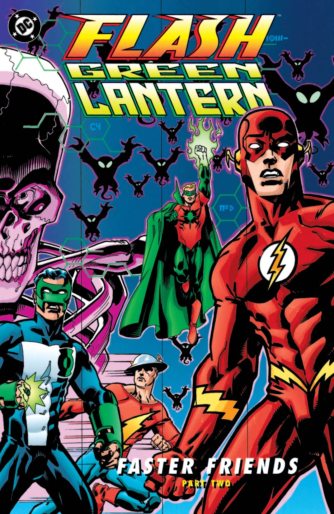Flash/Green Lantern: Faster Friends (1997) #2