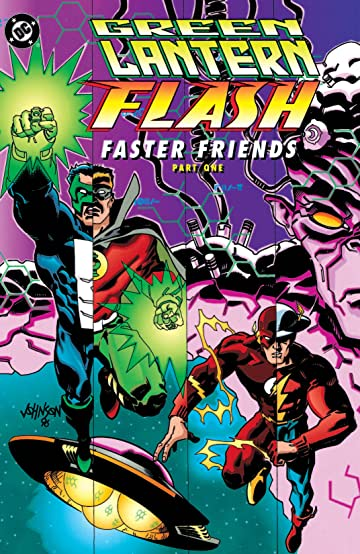 Green Lantern/Flash: Faster Friends (1997) #1