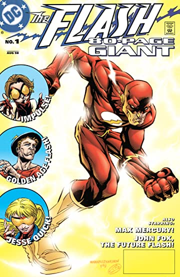 The Flash 80-Page Giant (1998) #1