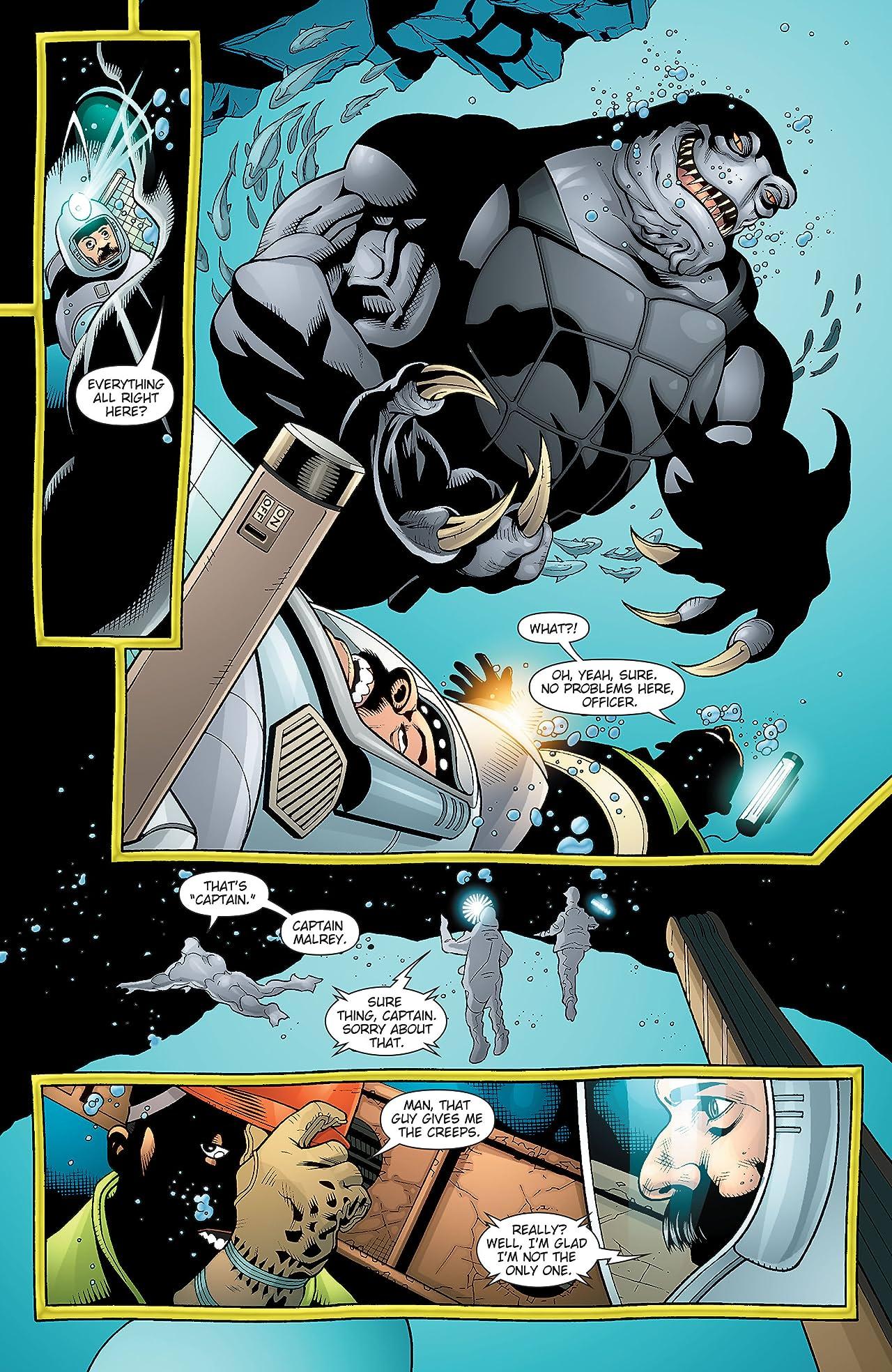 Aquaman (2003-2006) #32