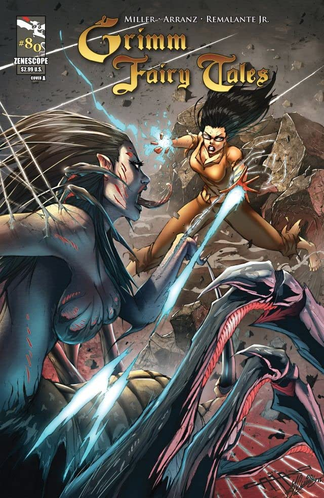 Grimm Fairy Tales #80