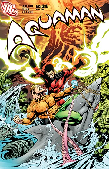 Aquaman (2003-2006) #34