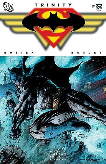 Trinity (2008-2009) #32