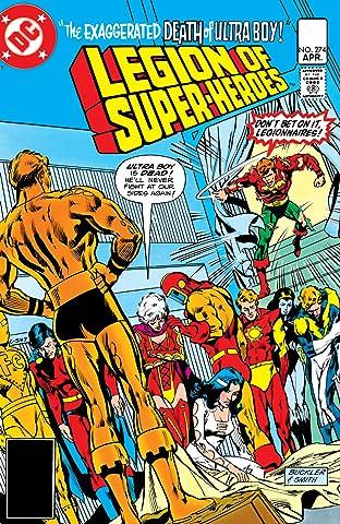 Legion of Super-Heroes (1980-1984) #274