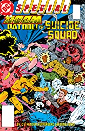 The Doom Patrol and Suicide Squad Special (1988) #1