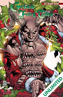 Grimm Fairy Tales: 2012 Holiday Special