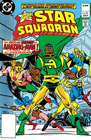 All-Star Squadron (1981-1987) #23