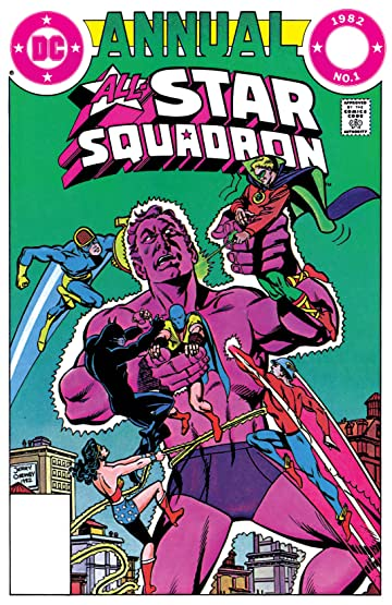 All-Star Squadron (1981-1987): Annual #1